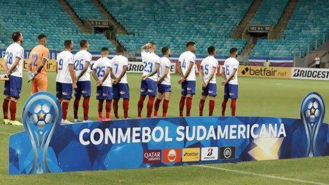 Bahia enfrenta o Melgar, do Peru, na 2ª fase da Copa Sul-Americana -  Notícias - Galáticos Online
