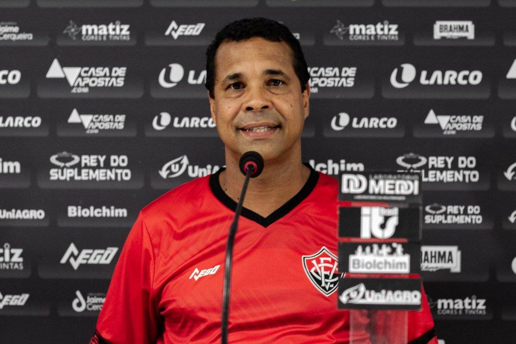 """Rodrigo Chagas fala em mudanças para Ba-Vi e elogia time de Transição do  Bahia: """"Pode dar mais"""" - Notícias - Galáticos Online"""